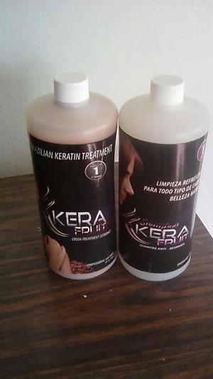 Vendo Keratina, Shampo Y Cirugia