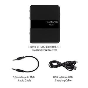 Zstviva Bluetooth 4.1 Transmitter / Receiver !