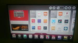 Hermoso Televisor Lg 55 3d Smart Tv