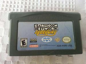 Juego Game Boy Advance Gba Cartoon Network Speedway