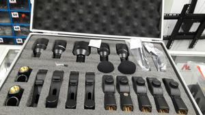 Kit de Micrófonos para Instrumento