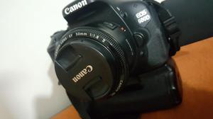Lente Canon 50 Mm