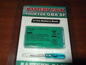 Pila O Bateria Para Gameboy Advance Sp