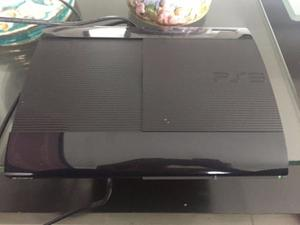 Ps3 Super Slim 250gb 4 Juegos 1 Control