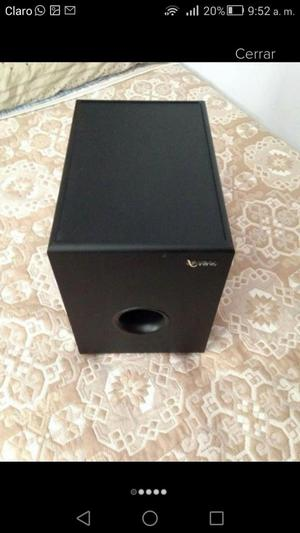 Subwoofer Activo Infinity para Teatros