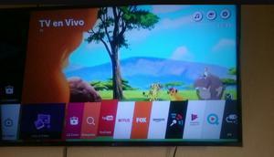 Vendo Televisor Led Lg Smart 4k Wi Fi