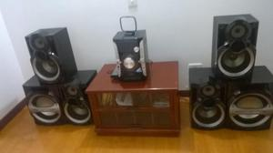Vendo equipo de sonido PANASONIC  WATT
