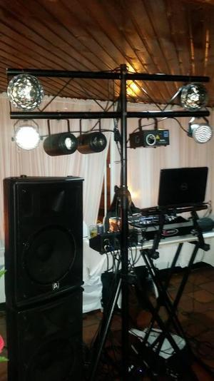 vendo Equipo De Sonido y Luces Profesional