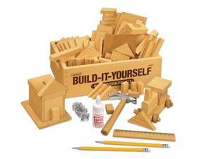 Build-it-yourself De La Carpintería Kit !