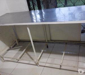 Mesas de trabajo en acero inoxidable bucaramanga posot class for Freidoras a gas medellin