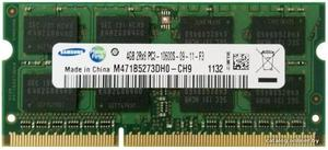 RAM DDR3 DE 4GB PARA PORTATILVENDO O CAMBIO