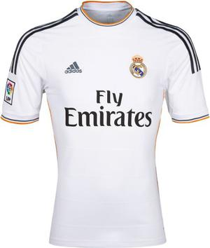 Camiseta Original Del Real Madrid Adidas Talla M