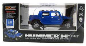 Carro A Control Remoto Hummer Entrega Inmediata