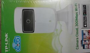 Cámara TP Link 300 Mbps WiFi NC200 Monitoreo de video desde