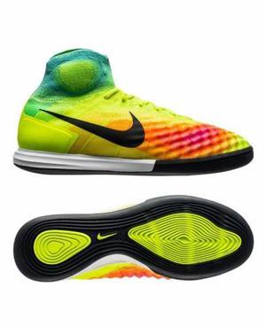 Guayos Nike Magista Proximo 2 Suela Lisa Futsal - Micro