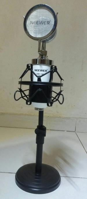 Microfono Condensador Neewer Nw N