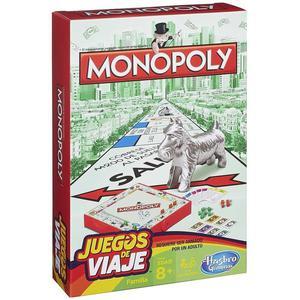 Monopolios Monopoly Viajero Hasbro Envió gratis.
