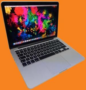 Portátil Macbook Retina Core I5 Ram8gb Sdd 128gb En Caja