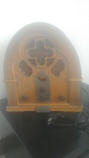 Radio Imitacion Antiguo