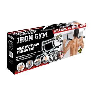 Barra Iron Gym Marco Puerta Abdominales Multifuncion Fitnes