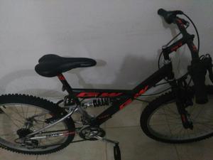 Bicicleta Todo Terreno Gw Negra