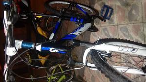 Bicicleta Todoterreno Rin 26 Strong