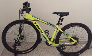 Bicicleta Trek Con Rodillo
