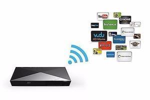 Blu-ray Bdp-bx520 Sony Smart 3d Wifi Youtube, Netflix