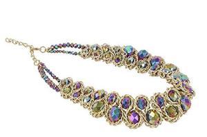 Collar De Gargantilla De Gargantillas De Mujer Pn-20