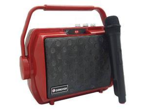 Equipo De Sonido Parlante Bluetooth Sonivox Con Luces Led