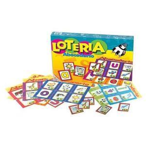 Lotería Bilingue Abecedario Ronda Ref: