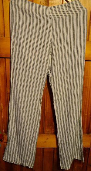 Pantalón Rayas 8