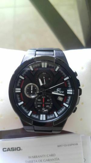 Reloj Casio Edifice 544bk Pavonado