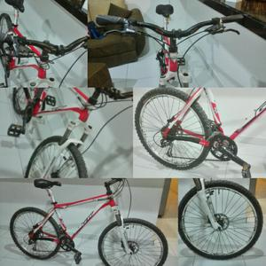 Vendo Bicicleta Todoterreno Gw