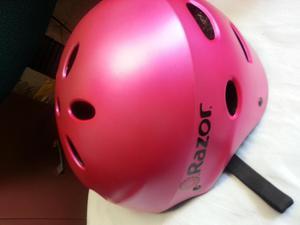 vendo casco para montar en cicla