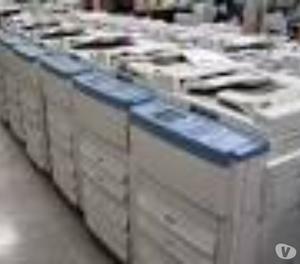 Compra y venta de impresoras fotocopiadoras