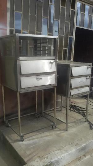 Hornos pandebono jsa nevera haceb bogot posot class for Estufas industriales cali