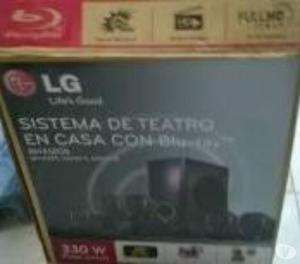 SMART TV LG 43''4K UHD 3D MAS TEATRO BLURAY BARRA SONIDO