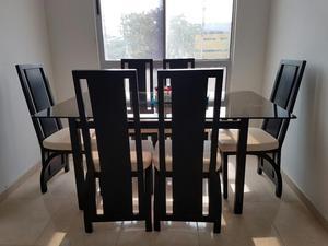 Comedor 4 puestos usado jamar posot class for Comedor usado