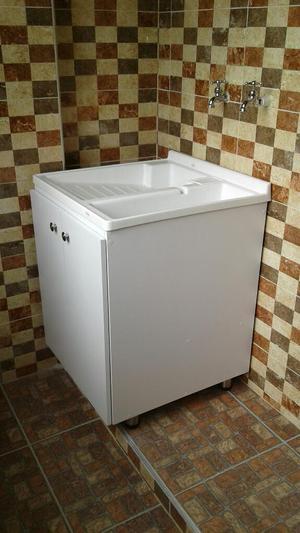 Mueble en lavadero 20170916061601 for Lavadero de bano precio