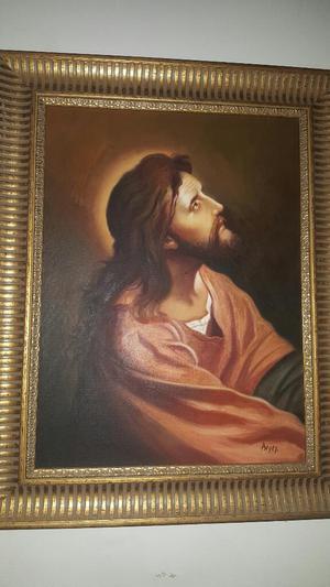 Óleo Del Señor en El Huerto