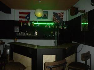 vendo entable para bar o discoteca