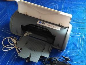 Impresora HP Deskjet D