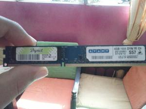 Memoria Ram Ddr3 4gb mhz