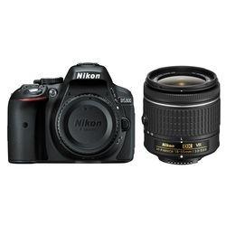 Nikon D Dslr Camera With Af-p mm Lens (black)