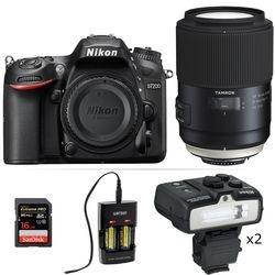 Nikon D Dslr Camera With Tamron 90mm Macro Lens Dental K