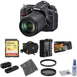 Nikon D Dslr Camera With mm Lens Basic Kit
