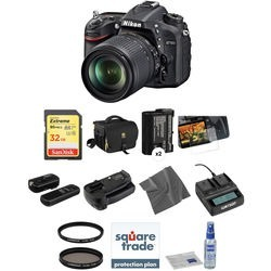 Nikon D Dslr Camera With mm Lens Deluxe Kit