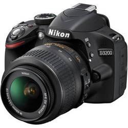 Nikon D Dslr Camera With mm Lens (black)