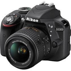 Nikon D Dslr Camera With mm Lens (black, Open Box)
